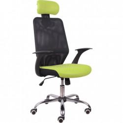 Kancelárske kreslo zelené