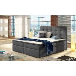 d571b5430cc3 Manželská posteľ INEZ BOXSPRINGS