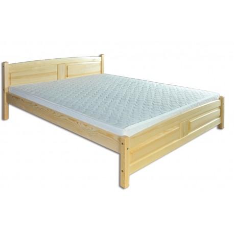 Manželská posteľ z masívu LK104