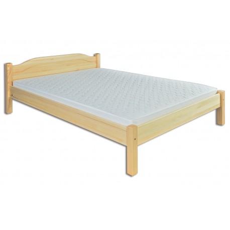 Manželská posteľ z masívu LK106