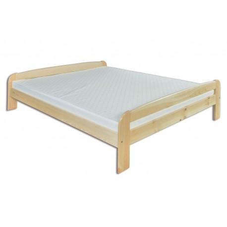 Manželská posteľ z dreva LK108