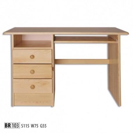 Klasický PC stolík BR103