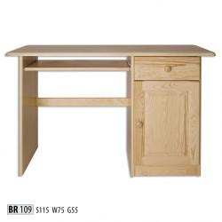 PC stolík z borovice BR109