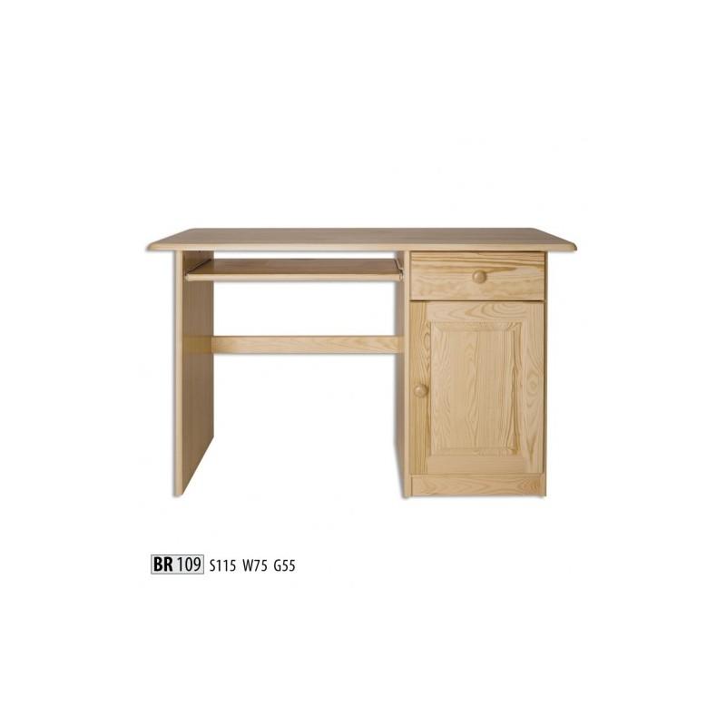 23067b8f30 PC stolík z borovice BR109