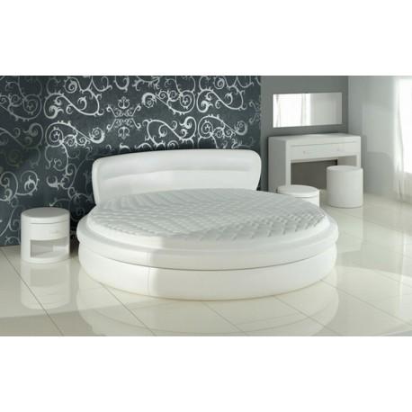 2dc7f843da85 Kruhová manželská posteľ