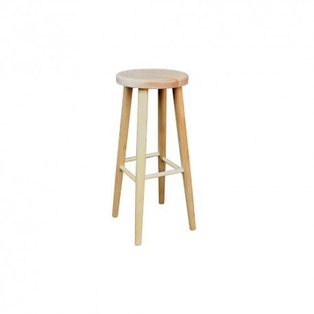 Drevená stolička stredného typu KT241