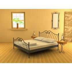 Manželská posteľ Rexone