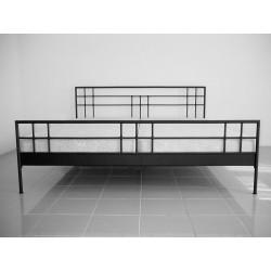 Kovaná jednolôžková posteľ Viviene