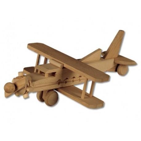 Detské drevené lietadielko AD113