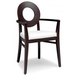 Drevená stolička DEA