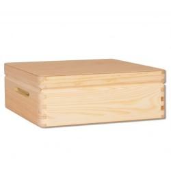 Drevená krabica na drobnosti GD266