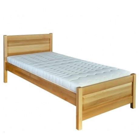 Masívna posteľ LK120