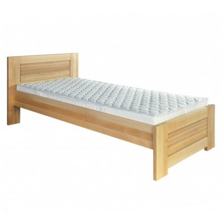 Jednolôžková posteľ z masívu LK161