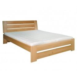 Manželská posteľ z masívu LK192