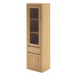 Vitrína z bukového dreva KW401