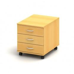 Drevený  zásuvkový kontajner