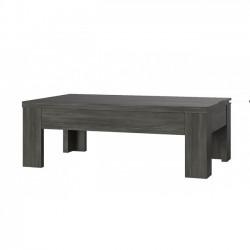 Konferenčný stolík zo zostavy TIENEN čierna nórska borovica