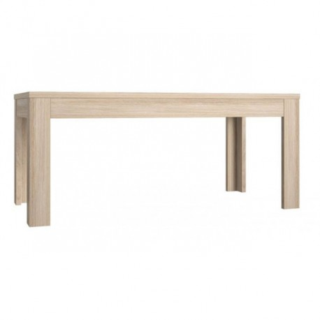 Jedálenský stôl zo zostavy TIENEN dub mestský