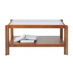 Konferenčný stolík v čerešňovej farbe