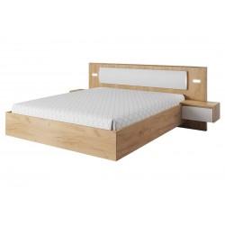 Manželská posteľ XELO