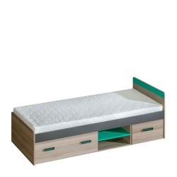 Jednolôžková posteľ ULTIMO U7