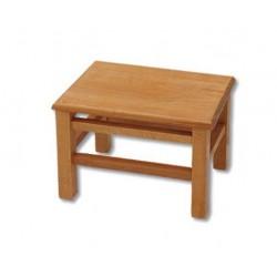 Drevený stolček KT254