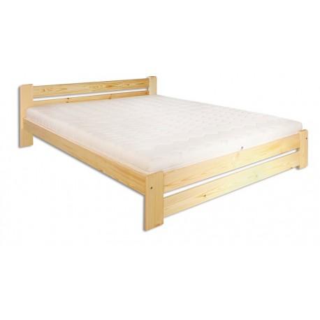 Jednoduchá posteľ do spálne LK118