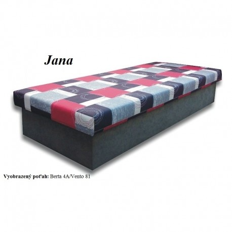 Čalúnená posteľ JANA