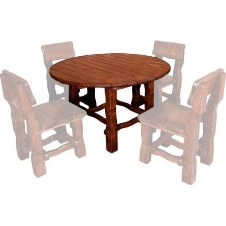 Masívny stôl MO210