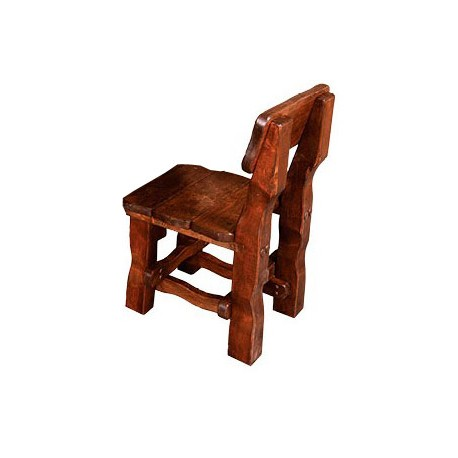 Masívna stolička MO210