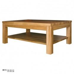 Konferenčný stolík s úložným priestorom s hrúbkou vrchnej dosky 2,5 cm ST171