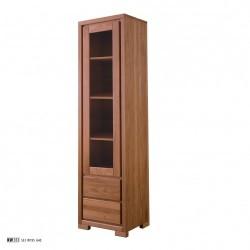 Vitrína z dubového dreva KW351