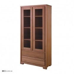 Vitrína z dubového dreva KW352
