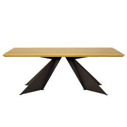 Jedálenský stôl z dubového masívu ST372