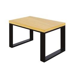 Dubový stôl s hrúbkou vrchnej dosky 4 cm ST374