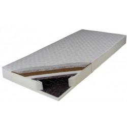 Jednostranný matrac s kokosovou doskou Kokos medium
