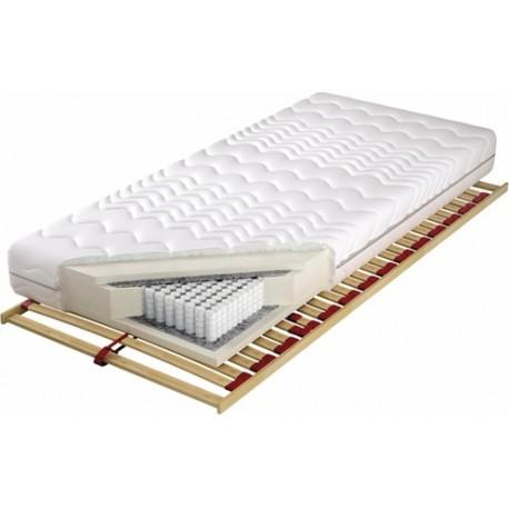 Pohodlný taštičkový matrac Amsterdam 1000