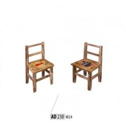 AD230 Detská stolička