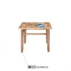 AD 232 Detský stolík