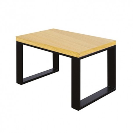 Dubový stôl s hrúbkou vrchnej dosky 2,5 cm ST374