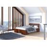Borovicová vysoká posteľ ARGENTO