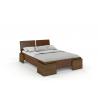 Borovicová vysoká posteľ ARGENTO morenie dub