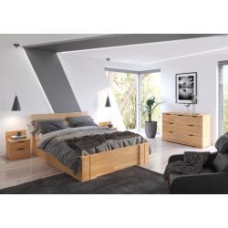 Buková posteľ ARHUS
