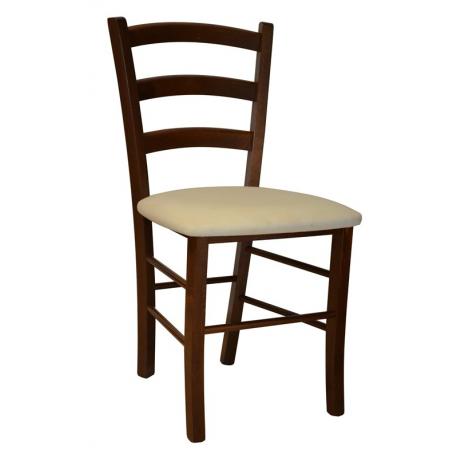 Drevená stolička z masívu