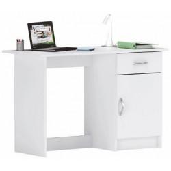Biely PC stôl