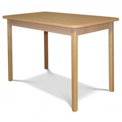 Rozkladací drevený stôl