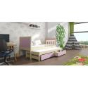 Detská posteľ s prístelkou PINOKIO 4