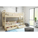 Detská poschodová posteľ WOX 5