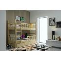 Detská poschodová posteľ  WOX 8