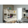 Detská poschodová posteľ s prístelkou WOX 8